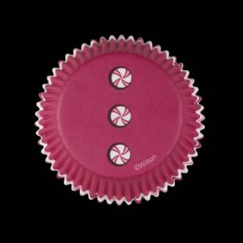 50 Caissettes Wilton Candy