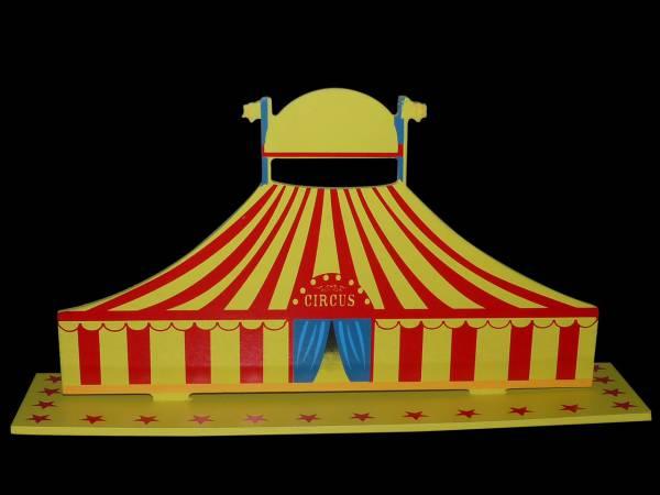 centre de table circus pour deco anniversaire. Black Bedroom Furniture Sets. Home Design Ideas
