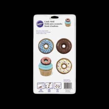 Moule à chocolat WILTON donuts