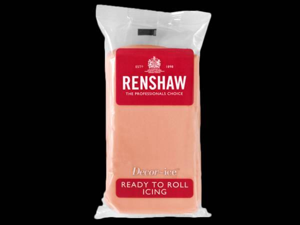 Pâte à sucre Chair 250gr Renshaw