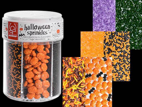 deco g teau halloween assortiment sprinkles sucre halloween. Black Bedroom Furniture Sets. Home Design Ideas