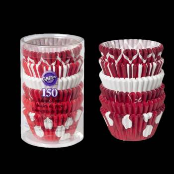 150 mini caissettes WILTON Noël