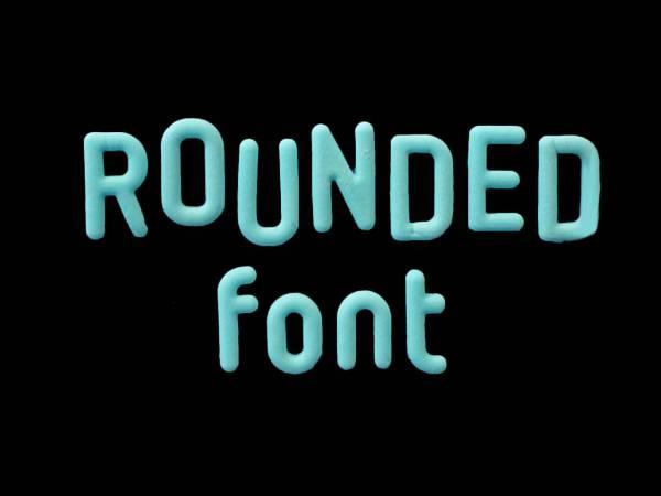 Moule a modelage alphabet patchwork