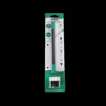 Feutre double mine alimentaire PME avec recharge Vert clair