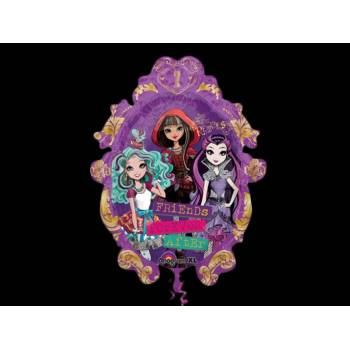Ballon géant alu Ever after high