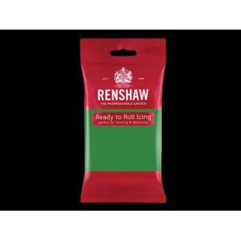 Pâte à sucre verte 250gr Renshaw Pro