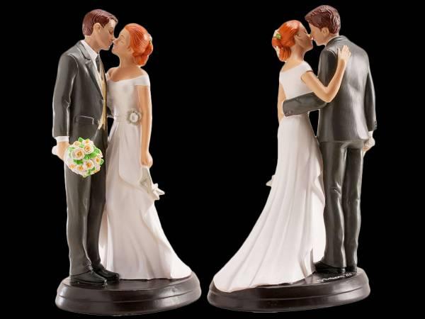 Figurine mariés détente