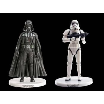 Set 2 figurines Star Wars