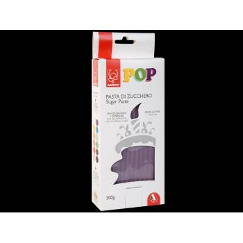 Pâte à sucre lilas POP 500gr