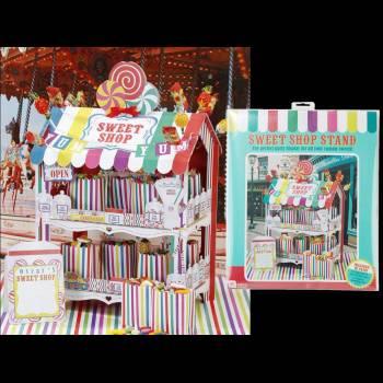 Stand à confiserie Candy shop