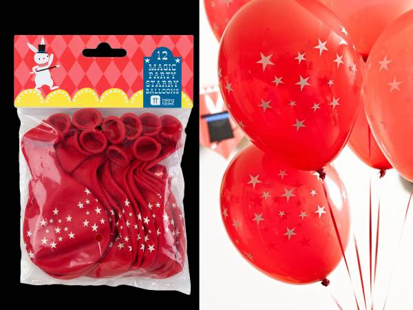 Ballons magic party- deco anniversaire