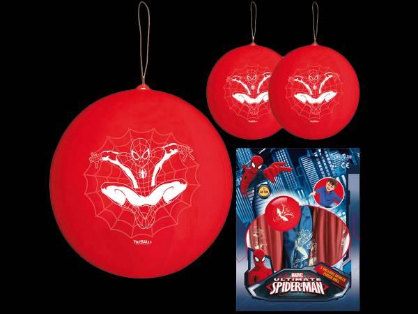 Ballons à frapper géant Spiderman- deco anniversaire