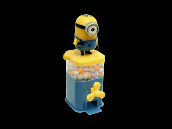 Distributeur de bonbons Minions