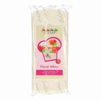 Pâte d'amande blanche Funcakes 1Kg