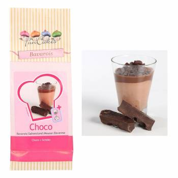 Mix bavarois chocolat