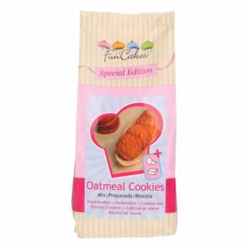 Mix biscuits aux flocons d'avoine Funcakes 500gr