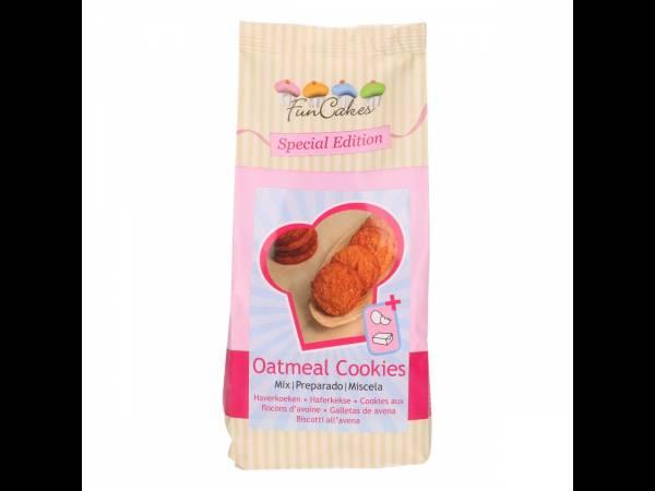 Mix biscuit aux flocons d'avoines Funcakes 500gr