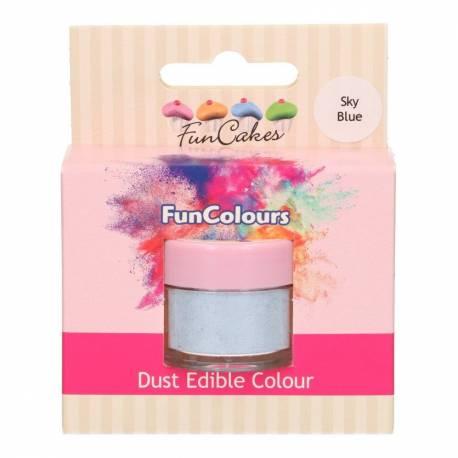 Ajoutez des détails colorés sur vos gâteaux et décorations grâce à la poudre alimentaire FunColours Dust de FunCakes. La poudre...