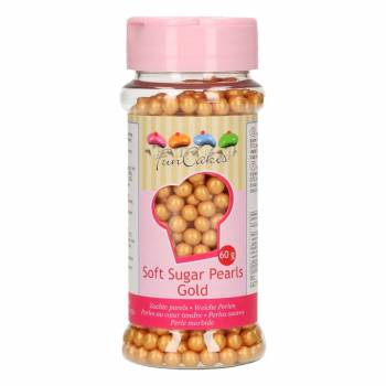 Perles en sucre Funcakes or mat