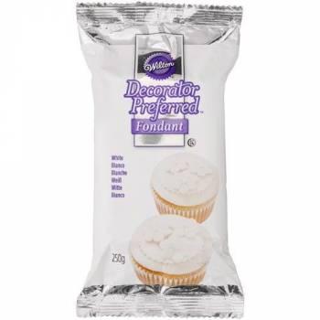 Pâte à sucre Wilton blanche 250 gr