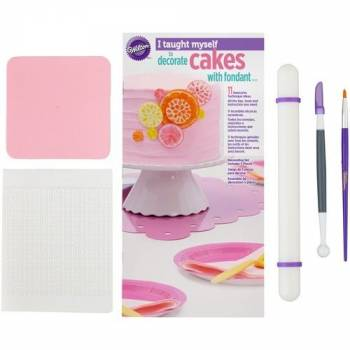Kit Wilton I Taught Myself® Pâte à sucre