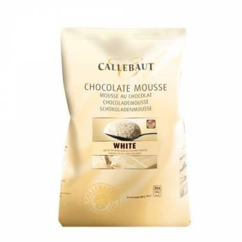 Mix Mousse au chocolat blanc 800 gr
