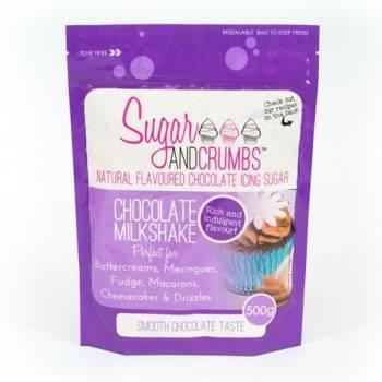 Mix Sugar and Crumbs Milkshake chocolat 500gr