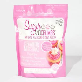 Mix Sugar and Crumbs Fraise 500gr