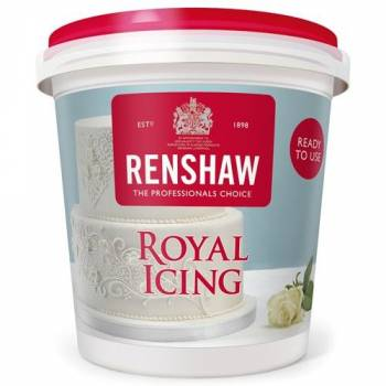 Pot de glaçage royal Renshaw 400gr