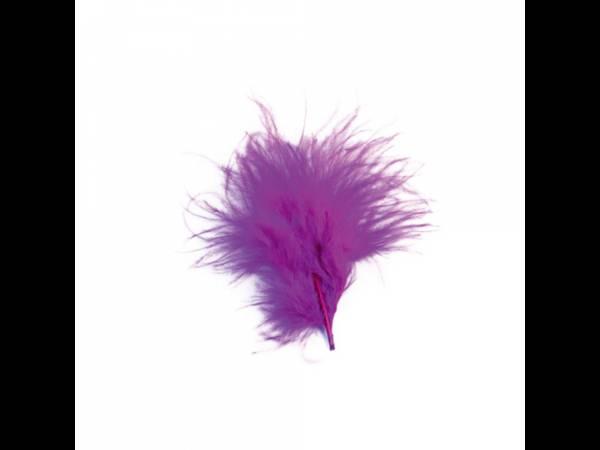 Couleur Framboise plumes de couleur framboise