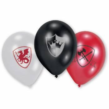 6 ballons Chevalier