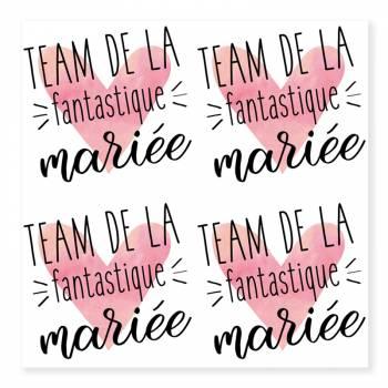 Tatouage EVJF team mariée