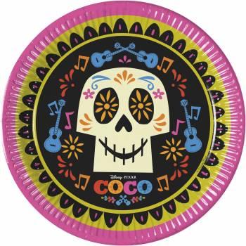 8 Assiettes Coco