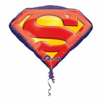 Ballon alu Superman