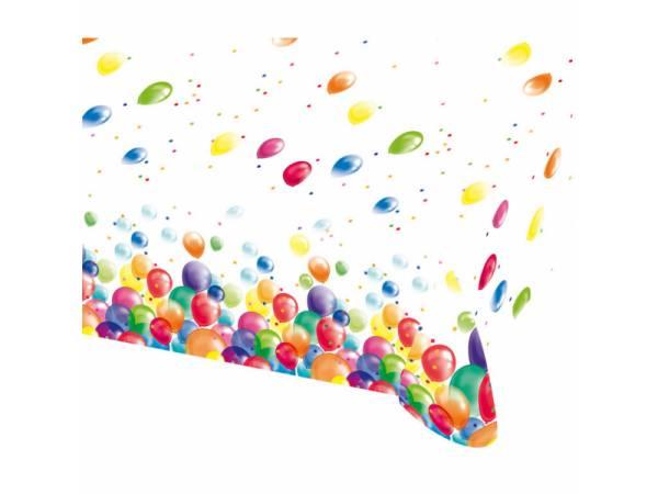 Nappe Ballons- deco anniversaire