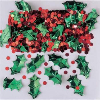 Confettis houx