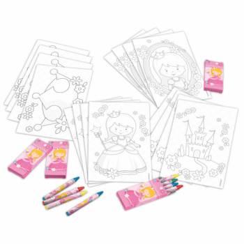 Set dessins My princesse