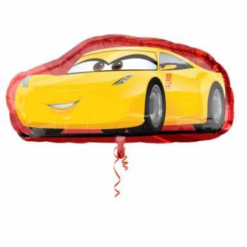Ballon Hélium Cars Jackson/Cruz