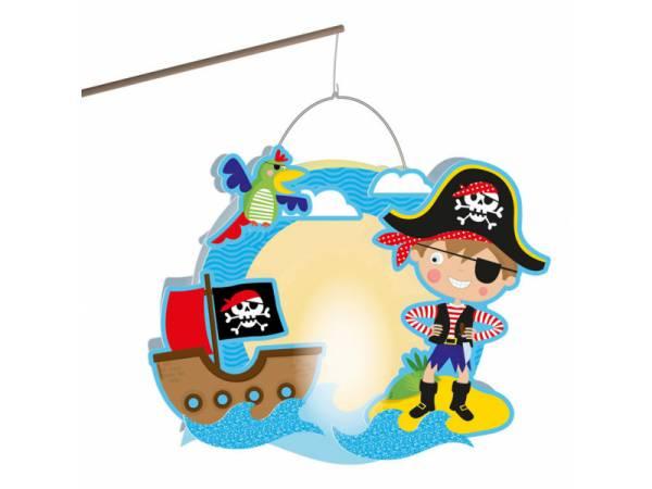Kit luminion en papier little Pirate