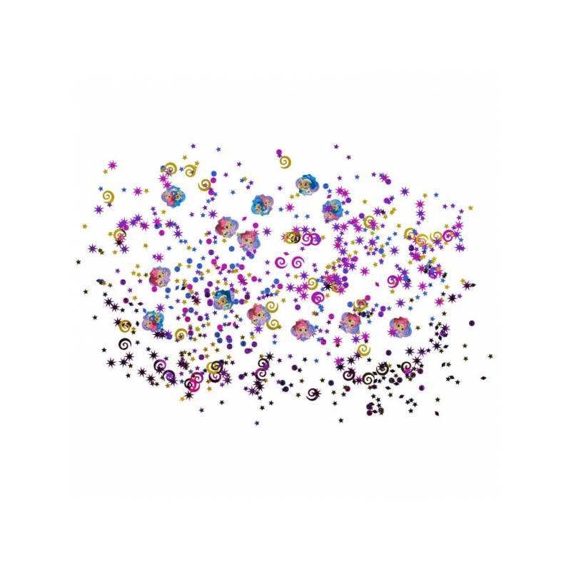 Confettis De Table Shimmer Et Shine