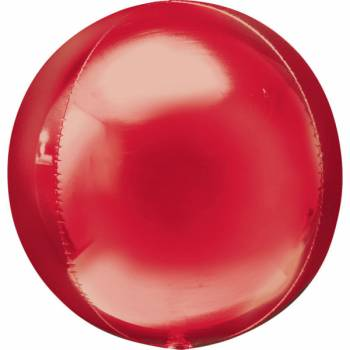 Ballon bulle rouge