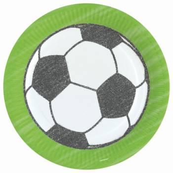 8 Assiettes Football Club