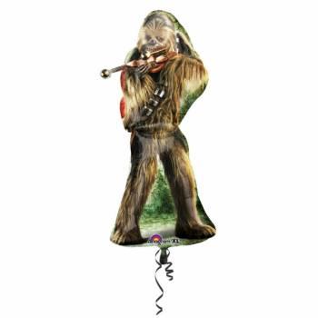 Ballon géant hélium Star Wars Chewbacca