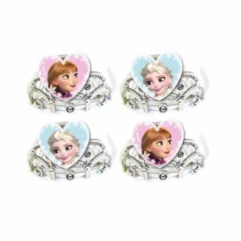 4 Tiares La Reine des Neiges
