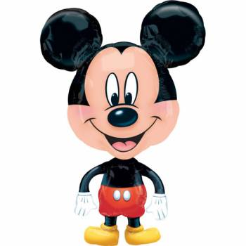 Ballon Airwalker Mickey