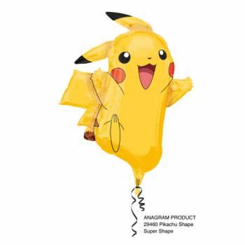 Ballon Hélium Pokemon Pikatchu