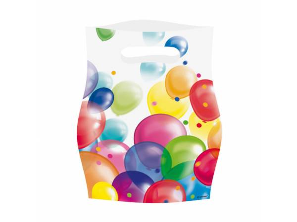 Sachets de fête Ballons- deco anniversaire
