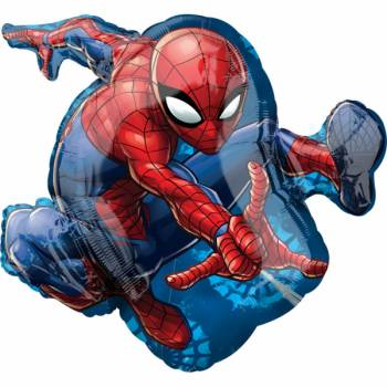 Ballon hélium géant Spiderman