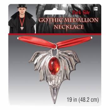 Médaillon gothique Vampire