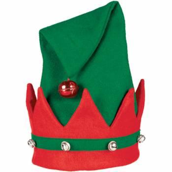 Bonnet de lutin de Noël